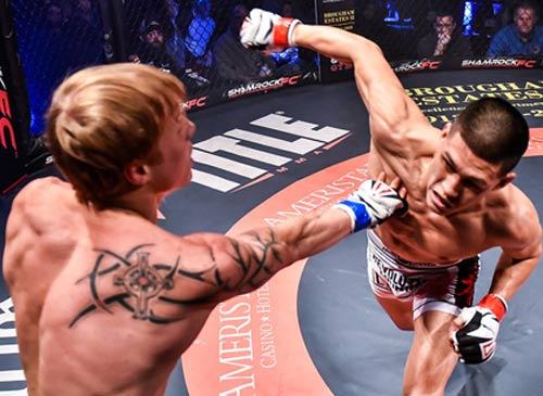 Vang dội: Cao thủ MMA gốc Việt đánh đâu thắng đó