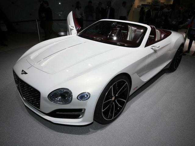 Bentley giới thiệu siêu phẩm EXP 12 Speed 6e - 1