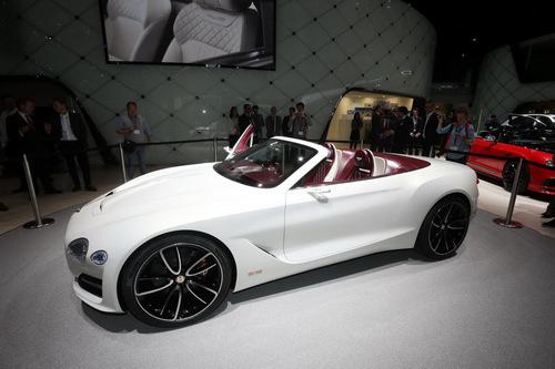 Bentley giới thiệu siêu phẩm EXP 12 Speed 6e - 2