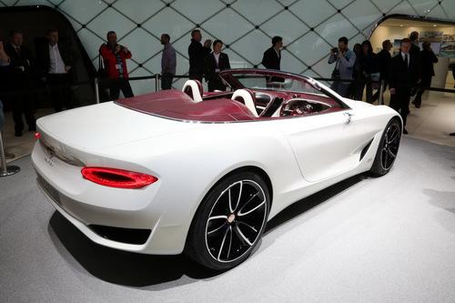 Bentley giới thiệu siêu phẩm EXP 12 Speed 6e - 3