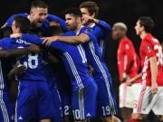 """Bóng đá - Bất bại 12 trận, Chelsea lọt top """"ác mộng"""" của MU"""
