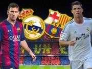 """Thể thao - Đế chế thể thao: Real - Ronaldo """"hạ đẹp"""" Barca - Messi"""