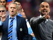 """Bóng đá - Top 10 HLV và 100 trận đầu: Mourinho """"hít khói"""" Pep"""