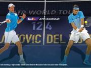 Chi tiết Djokovic - Del Potro: Buông xuôi hoàn toàn (KT)