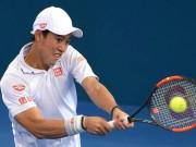 Indian Wells ngày 4: Nishikori lên đồng