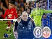 Bóng đá - MU thua Chelsea: Rojo thoát tội, Mourinho bị trò cũ công kích