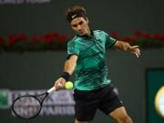 Federer - Johnson: Tàu đâm phải núi (V3 Indian Wells)