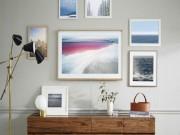 Thời trang Hi-tech - Samsung ra mắt The Frame TV giống hệt bức tranh treo tường