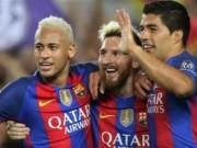 """Bóng đá - Barca """"hàng"""" Real vì """"gót A-sin"""" Messi-Suarez-Neymar?"""