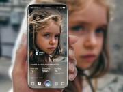 Dế sắp ra lò - Chết mê với iPhone 8 concept siêu đẹp