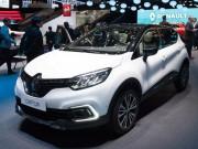 Tin tức ô tô - Renault Captur 2017: Đối thủ của Toyota C-HR