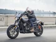 Thế giới xe - Mê mẩn trước Harley-Davidson Street Rod 2017