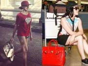 """Thời trang - """"Ngất xỉu"""" trước loạt túi hiệu bằng cả căn biệt thự của mỹ nữ Việt"""