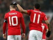 """Bóng đá - MU mất Rooney, Martial - Mourinho dè chừng """"hạt tiêu"""""""