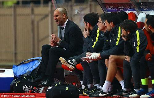 """Góc chiến thuật Monaco – Man City: """"Trái đắng"""" cho kẻ non gan - 4"""
