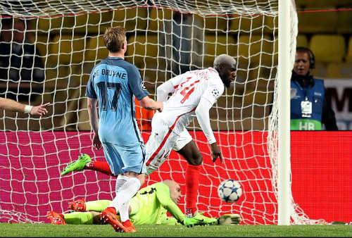 """Góc chiến thuật Monaco – Man City: """"Trái đắng"""" cho kẻ non gan - 3"""