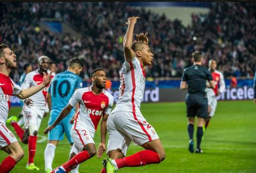 """Góc chiến thuật Monaco – Man City: """"Trái đắng"""" cho kẻ non gan - 1"""