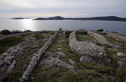 Độc đáo hòn đảo hình vân tay khổng lồ giữa biển - 5