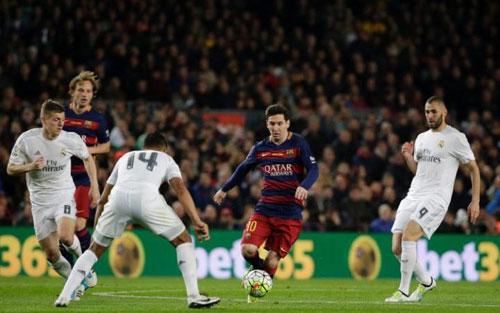 "Bốc thăm cúp C1: El Clasico hay ""lời nguyền"" ám Real - 1"