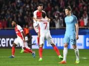 Góc chiến thuật Monaco - Man City:  Trái đắng  cho kẻ non gan