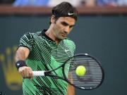 Thể thao - Kinh điển tennis, Federer – Nadal: Ào ào như thác đổ (V4 Indian Wells)