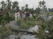 Tin tức trong ngày - Phát hiện thi thể 2 bé gái dưới con rạch ở Cù Lao Dung