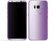 Thời trang Hi-tech - Samsung Galaxy S8 sẽ có phiên bản màu tím Amethyst