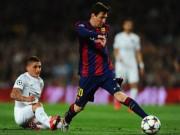 """Cup C1 - Champions League - """"300.000 HLV"""" đòi Barca – PSG đá lại: Messi ngăn Verratti đến Nou Camp"""