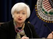 Chứng khoán toàn cầu ngập sắc xanh sau quyết định của Fed
