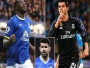 """Bóng đá - Chelsea chơi đậm: 100 triệu bảng mua """"song sát"""" thay Costa"""