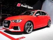 Tin tức ô tô - Audi RS3 Sportback 2017: Hatchback cỡ nhỏ mạnh nhất thế giới