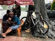 Tin tức trong ngày - Giữa trưa, người Sài Gòn bất ngờ đón cơn mưa giải nhiệt