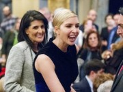 """Thế giới - Con gái Trump """"bỏ rơi"""" bố đi với Thủ tướng Canada đẹp trai"""