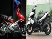 """Thế giới xe - Yamaha NVX 125 """"ám ảnh"""" Honda Air Blade 125 ra sao?"""