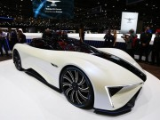 Tư vấn - Techrules Ren: Siêu xe Trung Quốc mạnh 1.287 mã lực