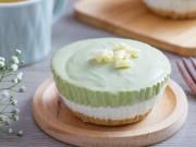 Ẩm thực - Bánh trà xanh đậu hũ lạ miệng mà ngon bất ngờ