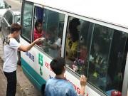 Tin tức trong ngày - Quán bún chả xe khách bất ngờ nổi tiếng bị xử phạt