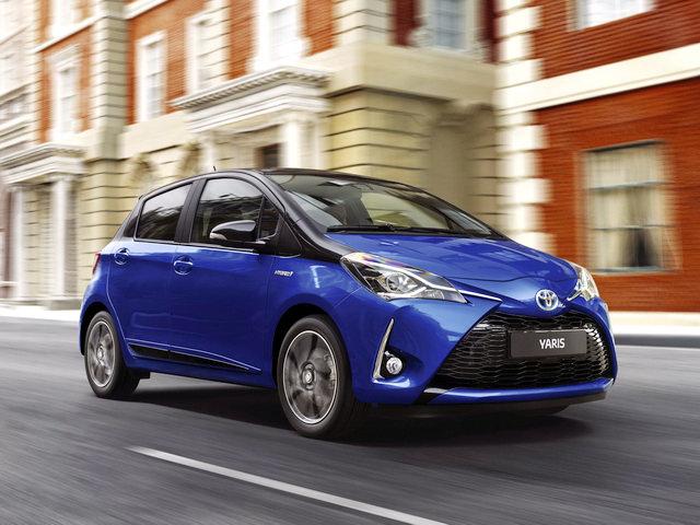 Toyota Yaris 2017 có giá từ 351 triệu đồng