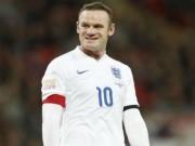 Cú sốc với Rooney: Dự bị MU, mất chỗ luôn ở ĐT Anh