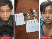 An ninh Xã hội - Đặc nhiệm đá bay dao trên tay kẻ nhiễm HIV
