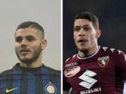 Serie A trước vòng 29 : Đua Vua phá lưới hay không ngờ