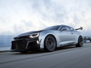 Tin tức ô tô - Chevrolet Camaro GT4.R: Siêu xe cơ bắp thế hệ mới