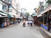 """Tin tức trong ngày - Chợ hoa ở SG thông thoáng bất ngờ giữa """"cuộc chiến"""" vỉa hè"""
