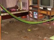 An ninh Xã hội - Nghịch tử sát hại mẹ trong cơn phê ma tuý