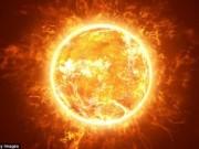 Mặt trời trở thành thấu kính  soi  người ngoài hành tinh?