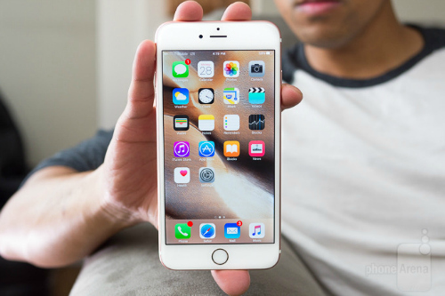 Xuất hiện iPhone 6s Plus tân trang với giá rẻ hơn 40% bản cũ - 1