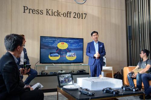 Mercedes-Benz Việt nam chính thức ra mắt S400 Maybach và S500 Maybach