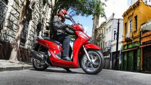 Hút mắt Honda SH 300i 2017 màu đỏ ngọc, giá 154 triệu đồng - 5