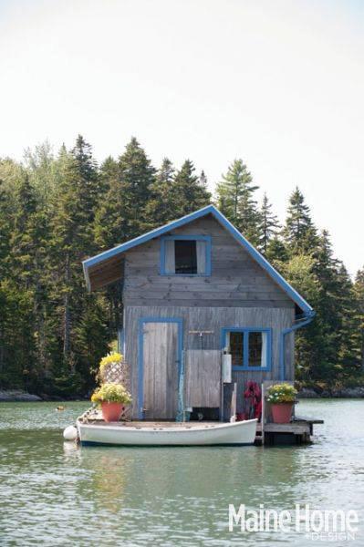 Nhà nổi 22m2 giữa hồ đẹp như tranh vẽ - 4