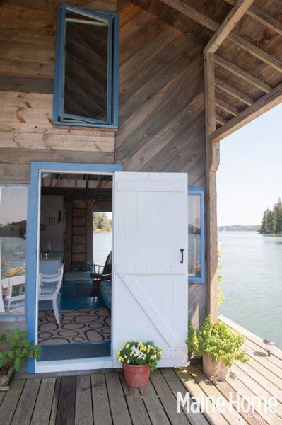 Nhà nổi 22m2 giữa hồ đẹp như tranh vẽ - 10
